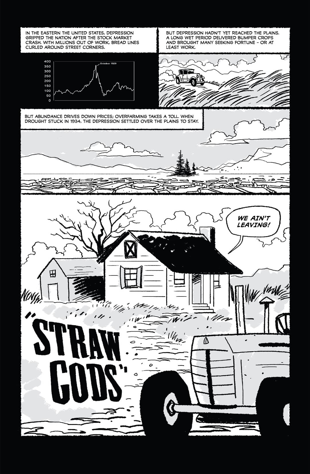Split Lip Presents: Straw Gods