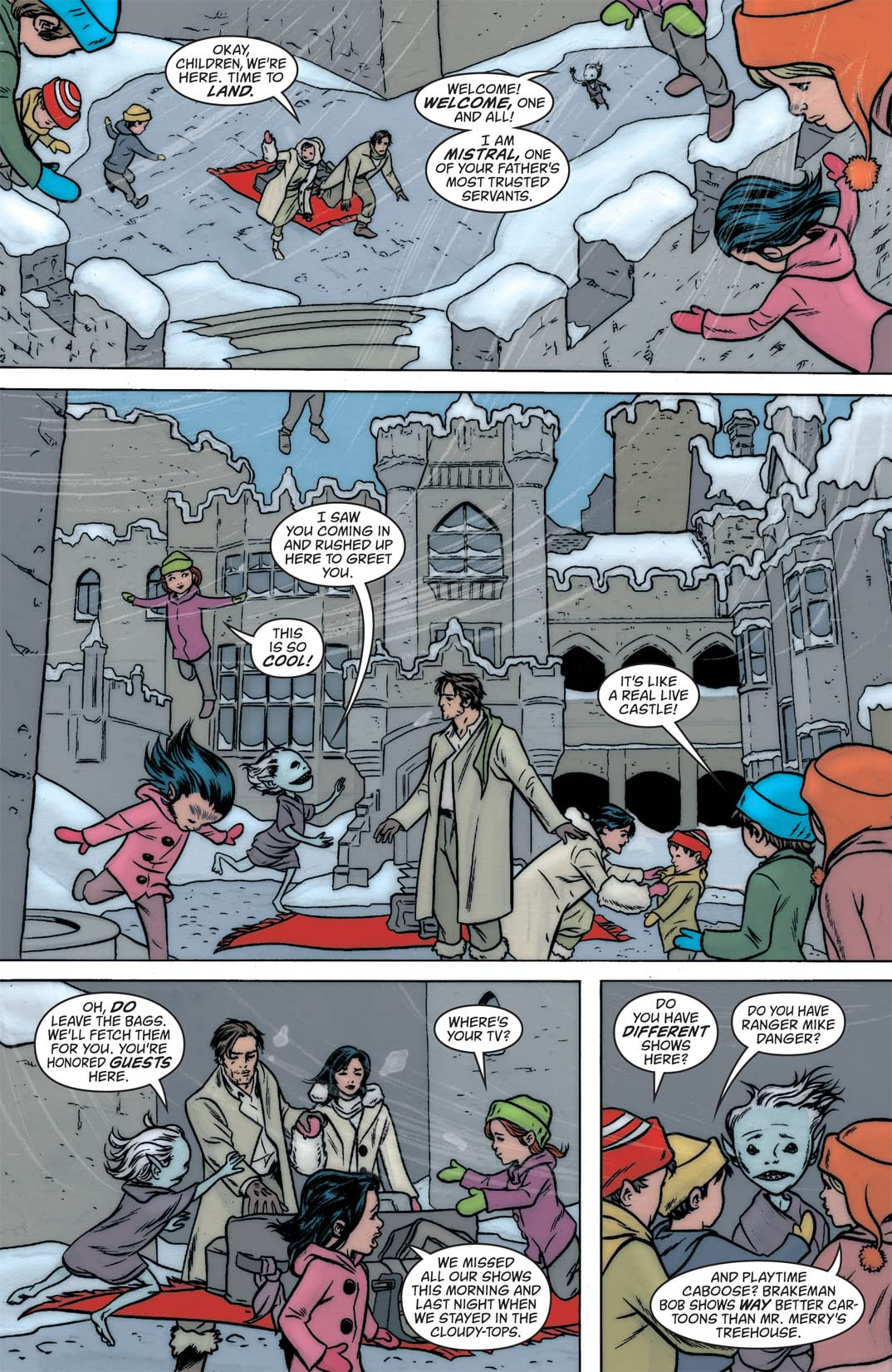 Fables #57