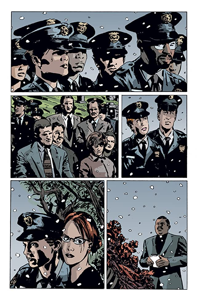 click for super-sized previews of Gotham Central #16