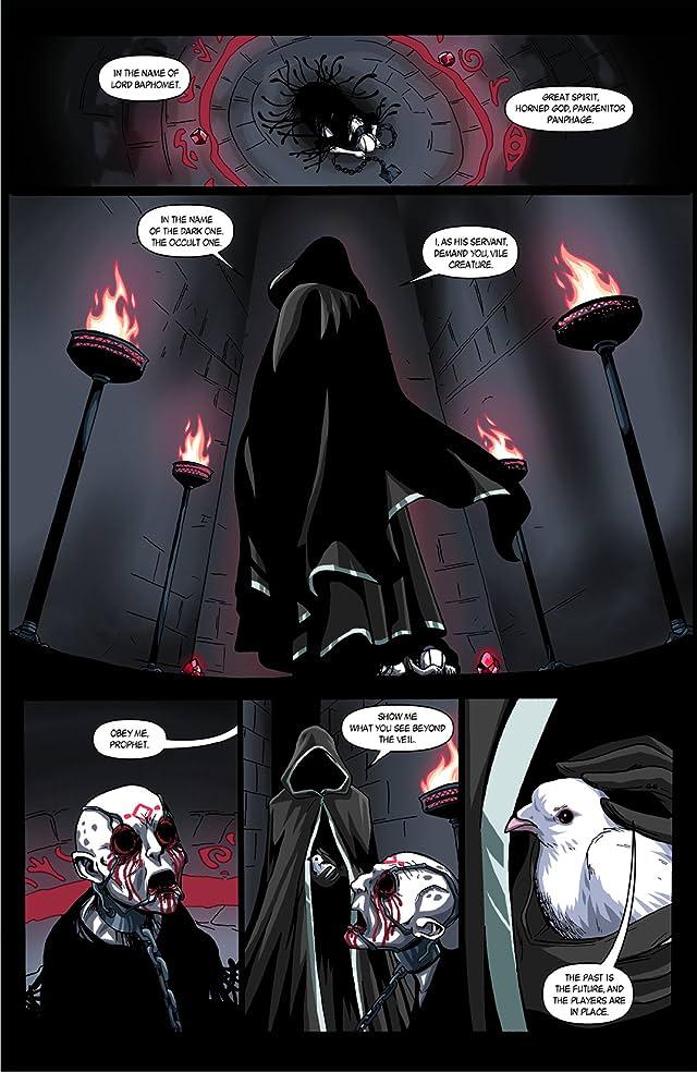 Sentinels #1