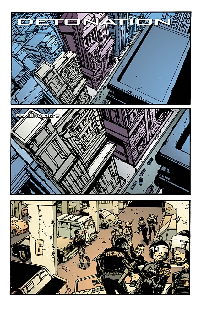 click for super-sized previews of Global Frequency #7