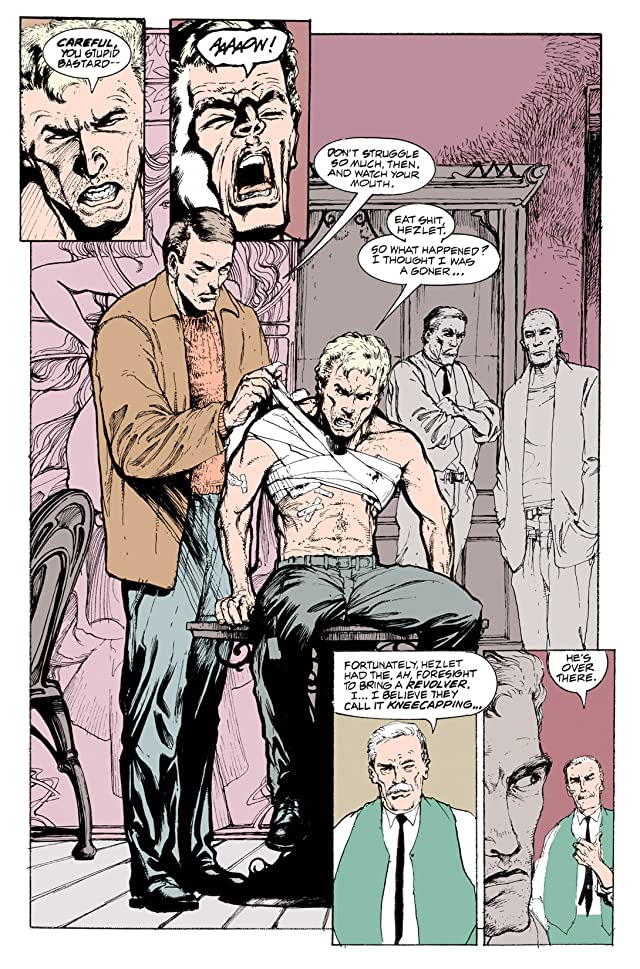 click for super-sized previews of Hellblazer #55