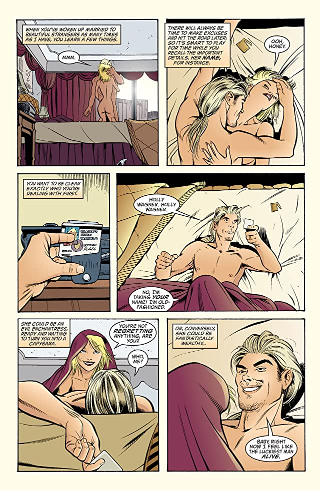 click for super-sized previews of Jack of Fables #7