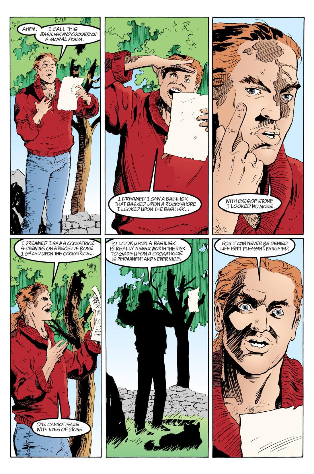 The Sandman #46