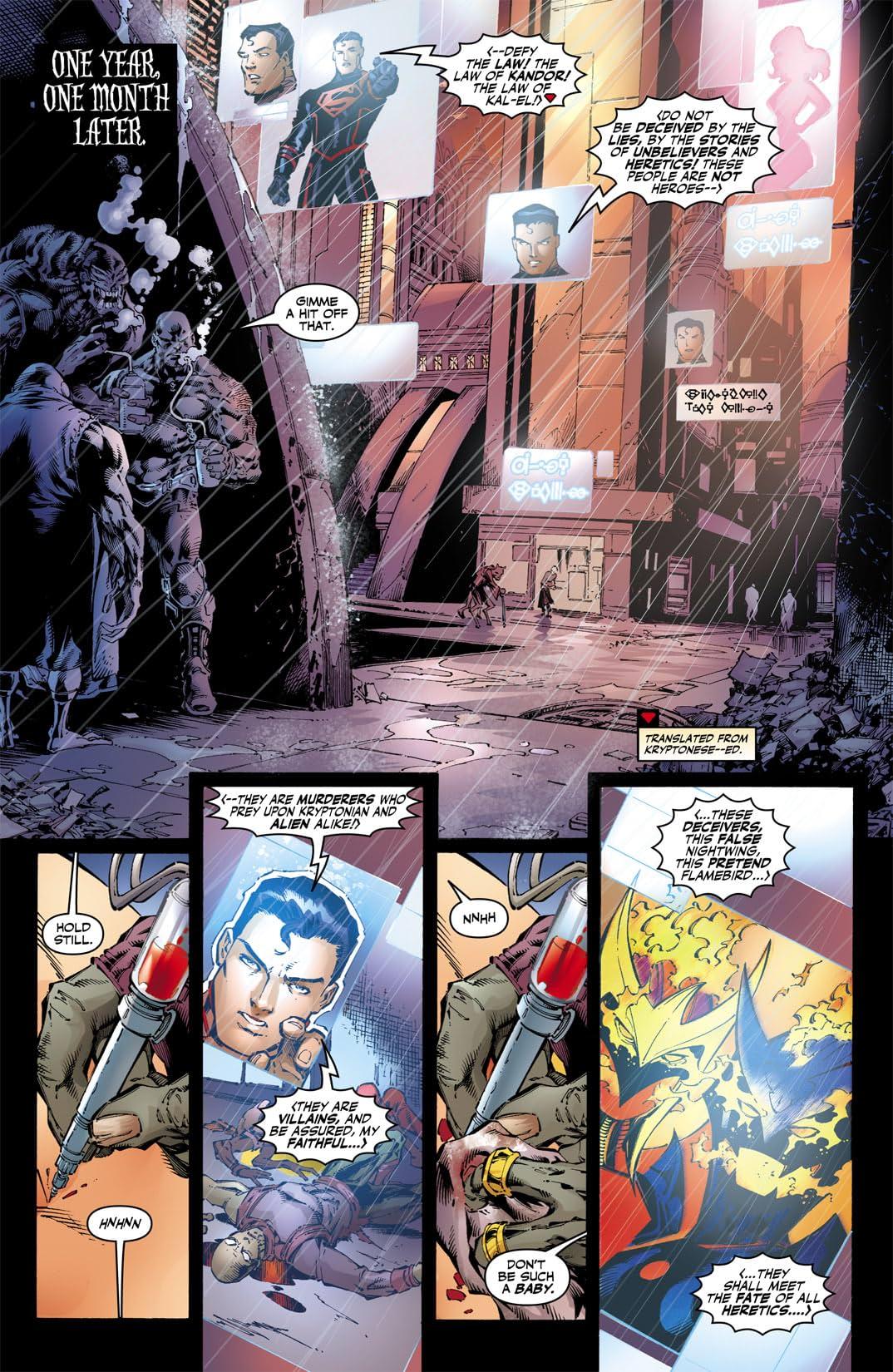 Supergirl (2005-2011) #6