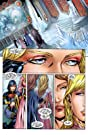 click for super-sized previews of Supergirl (2005-2011) #8