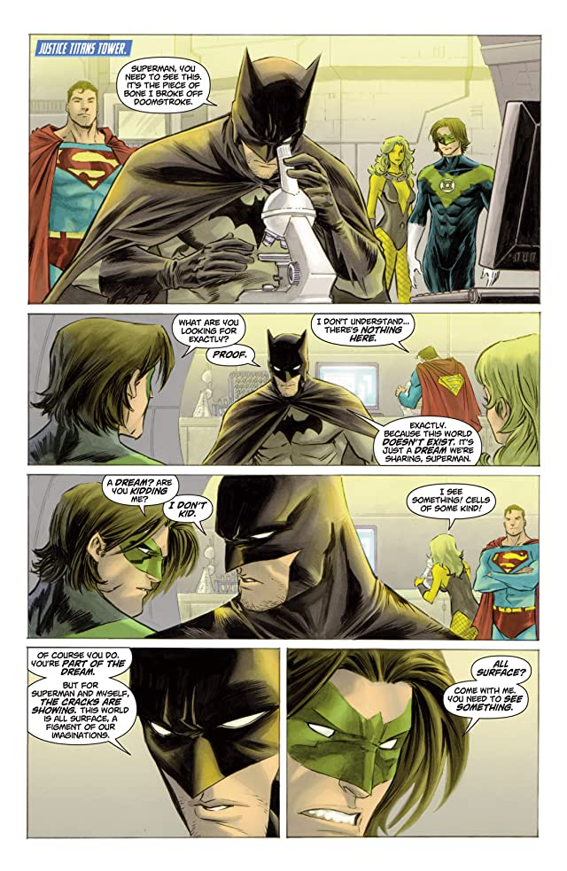 click for super-sized previews of Superman/Batman #61