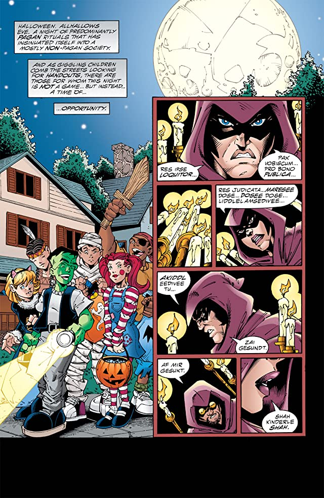click for super-sized previews of Young Justice (1998-2003) #3