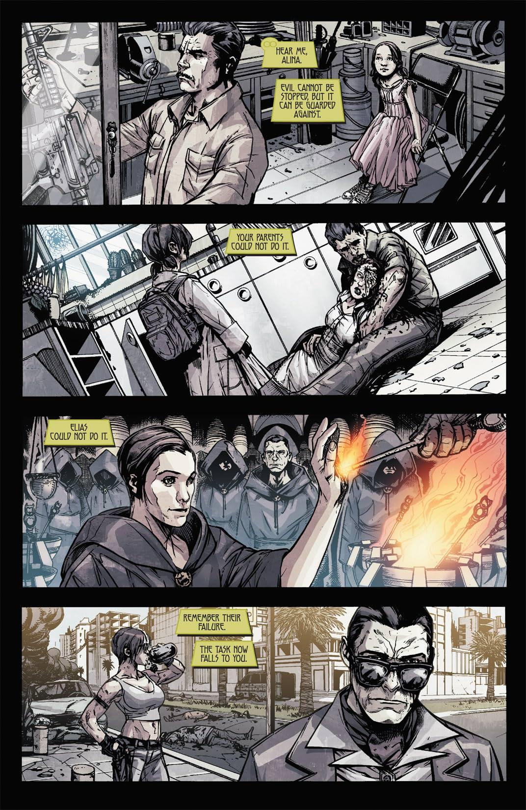 Broken Trinity: Pandora's Box #5 (of 6)