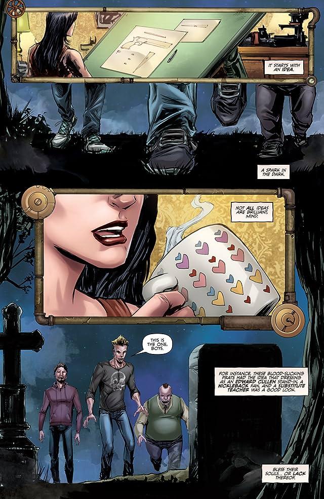 Helsing #1 (of 4)