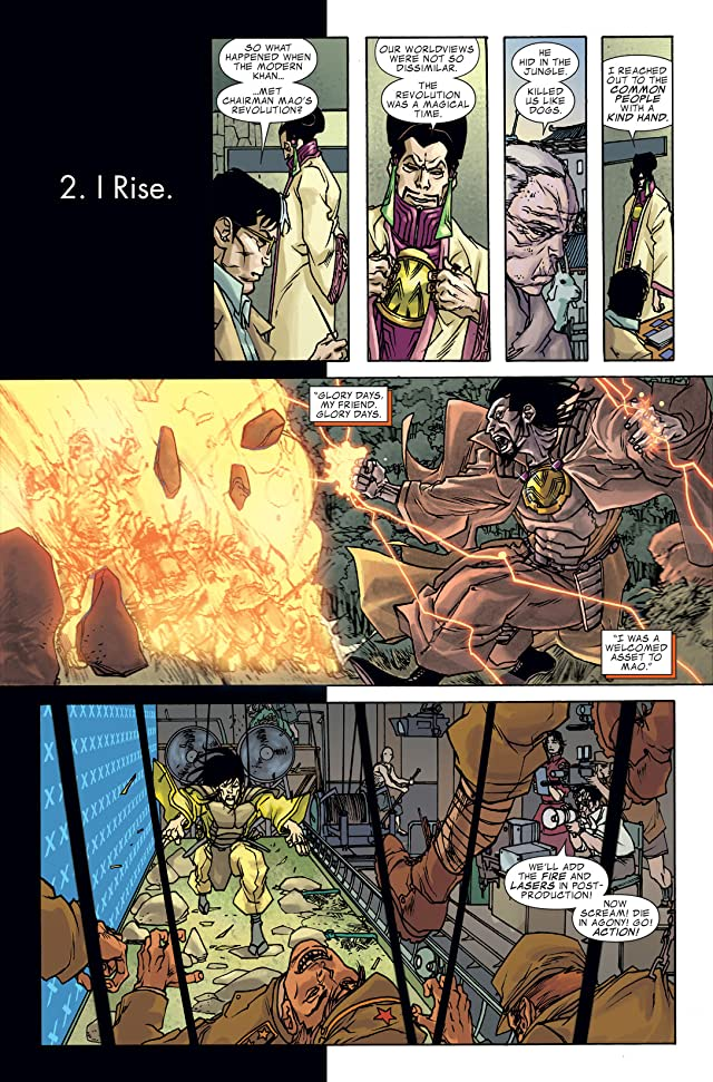 click for super-sized previews of Invincible Iron Man (2008-2012) Annual #1.2