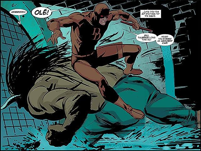 Daredevil: Road Warrior Infinite Comic #1 (of 4)