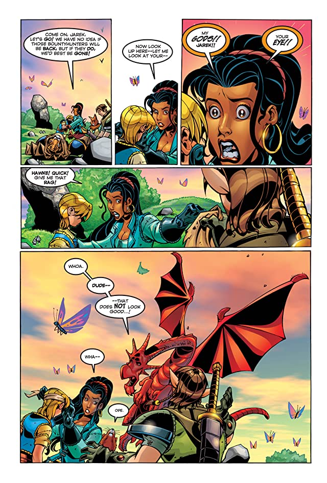 click for super-sized previews of Tellos #6