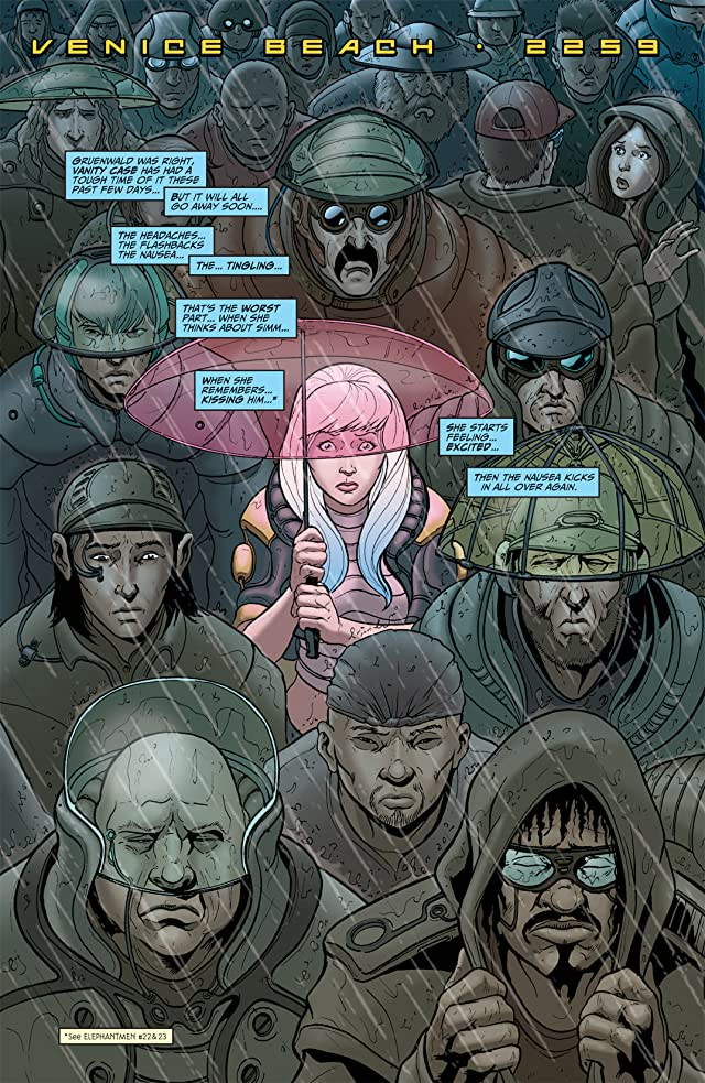 click for super-sized previews of Elephantmen #29