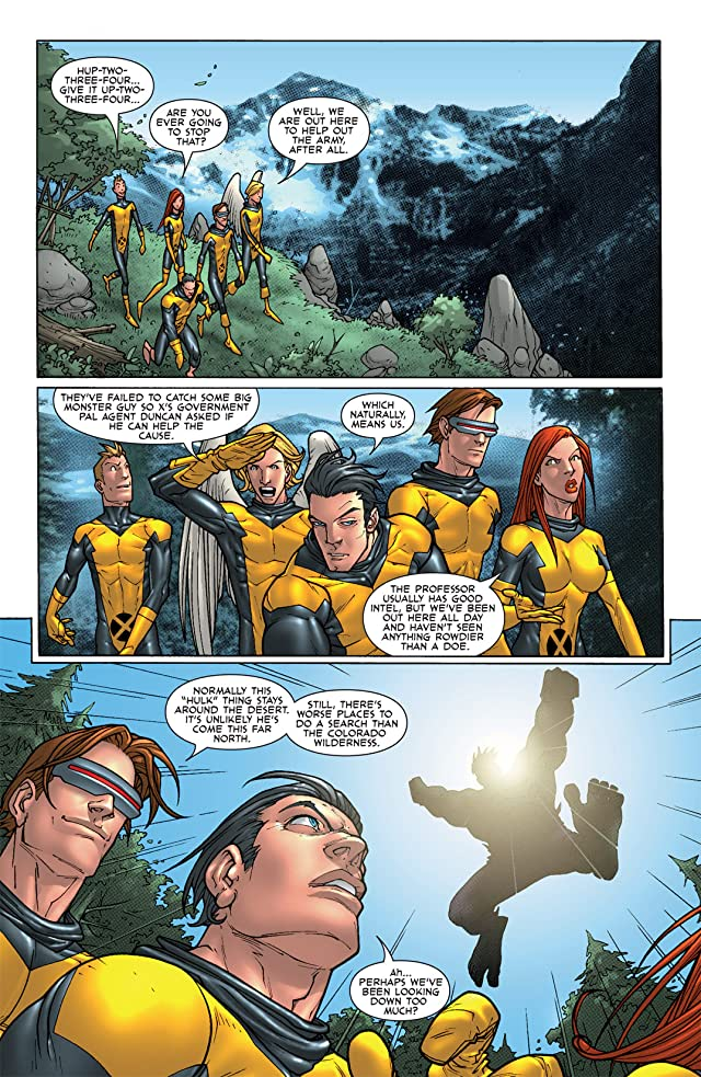 click for super-sized previews of X-Men: First Class II #5