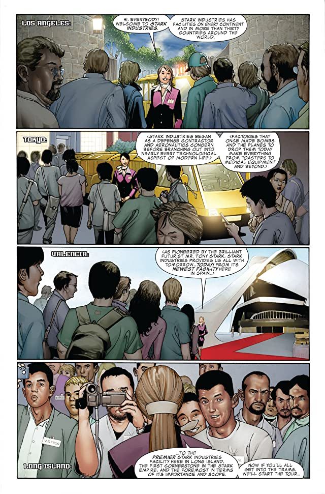 click for super-sized previews of Invincible Iron Man (2008-2012) #5