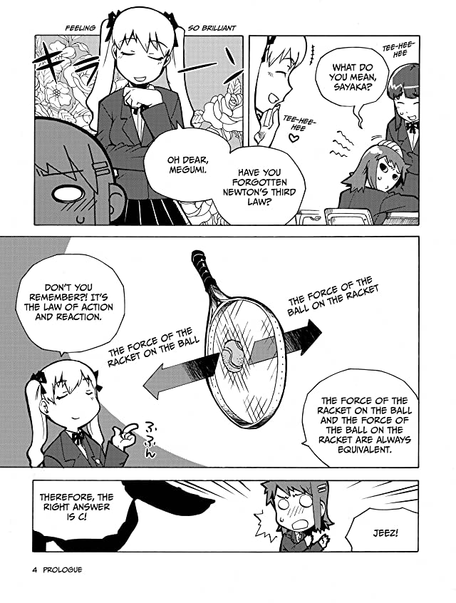 The Manga Guide to Physics