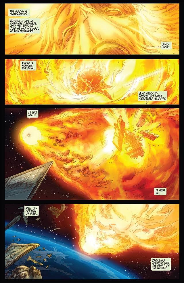 Secret Invasion: Thor #1 (of 3)