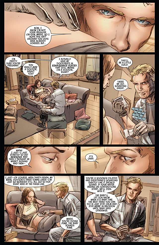 click for super-sized previews of Secret Invasion: Thor #1