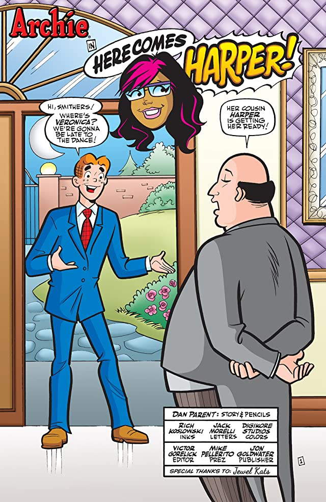 click for super-sized previews of Archie #656