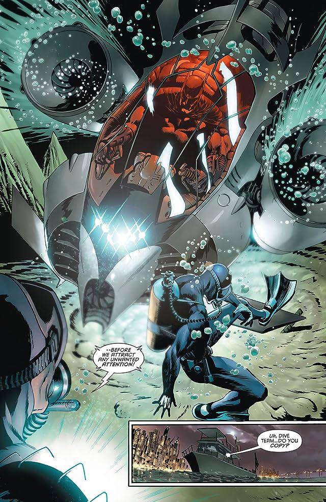 click for super-sized previews of Batman Eternal (2014-2015) #8