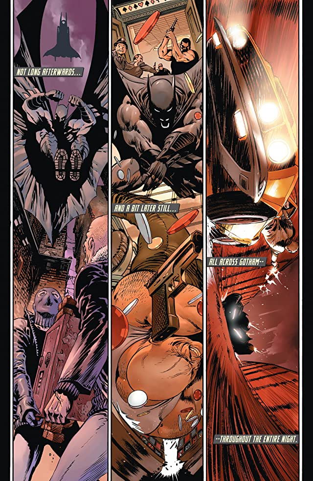 click for super-sized previews of Batman Eternal (2014-2015) #8