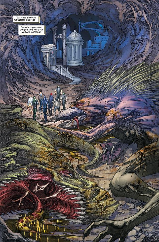 Ultimate Fantastic Four #57