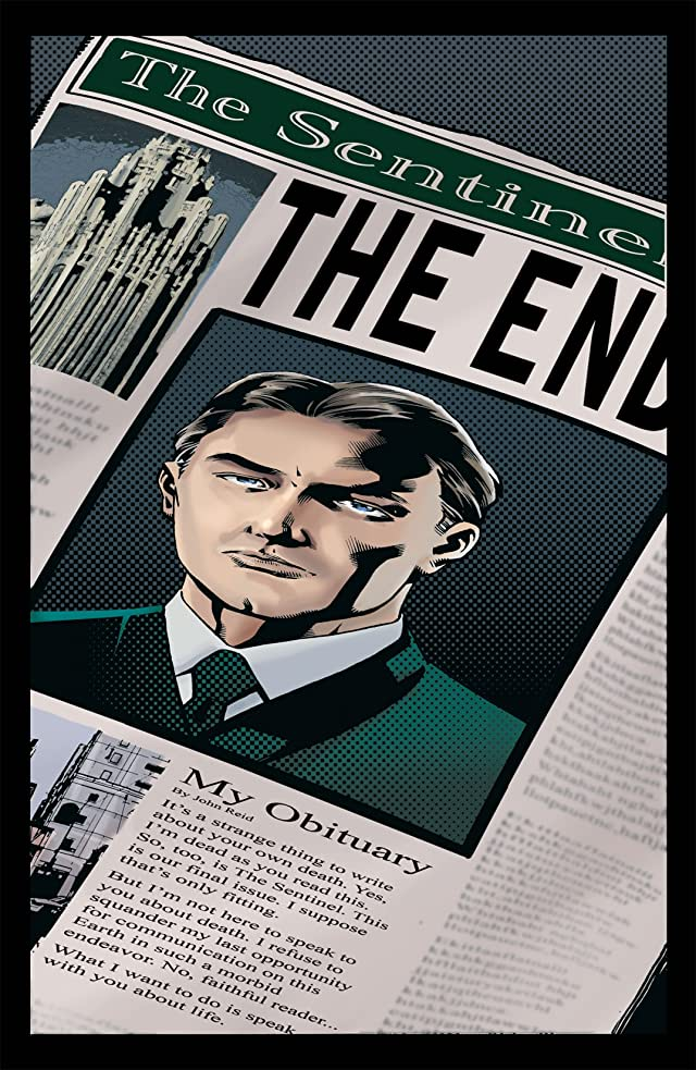 click for super-sized previews of The Green Hornet Strikes! #6