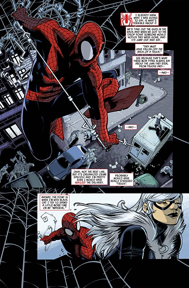 click for super-sized previews of Amazing Spider-Man (1999-2013) #630