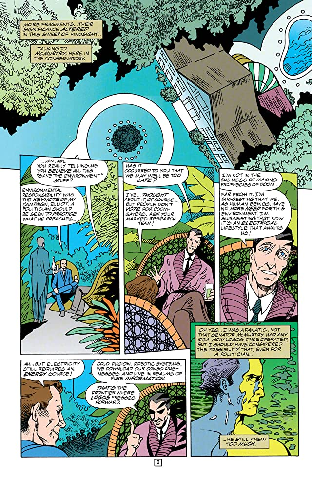 click for super-sized previews of Black Orchid (1993-1995) #12