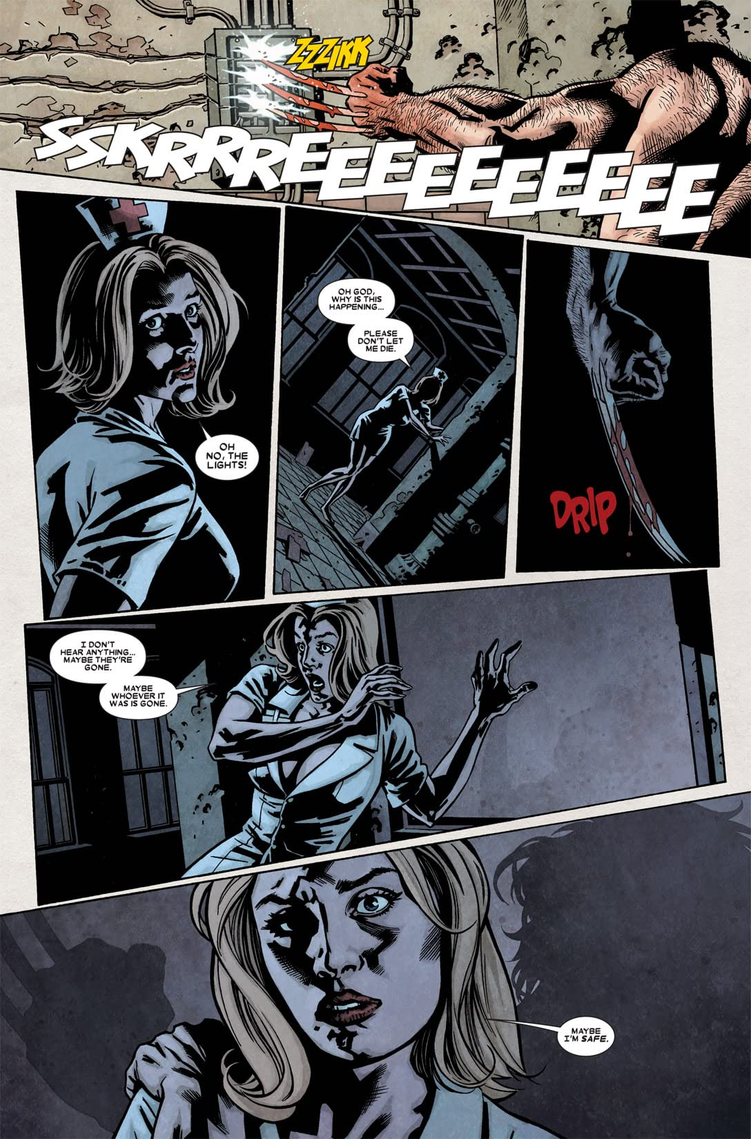 Wolverine: Weapon X #8
