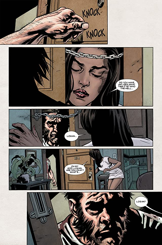 click for super-sized previews of Wolverine: Weapon X #9