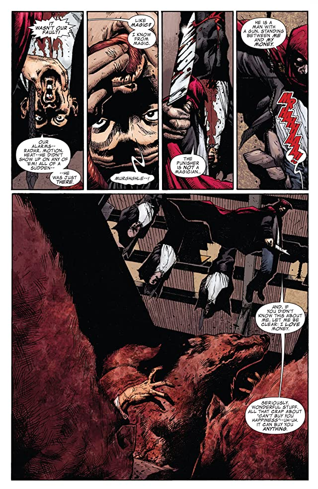click for super-sized previews of Punisher (2009-2010) #3