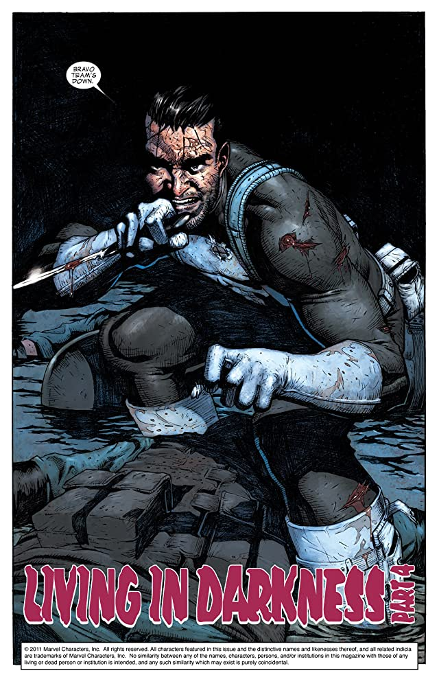 click for super-sized previews of Punisher (2009-2010) #4