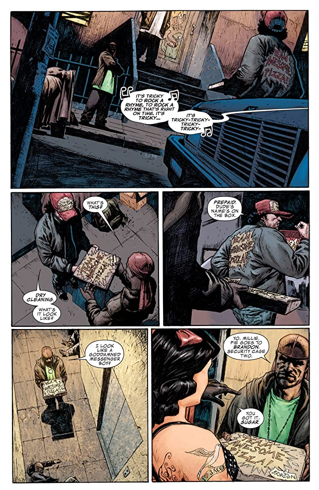 click for super-sized previews of Punisher (2009-2010) #5
