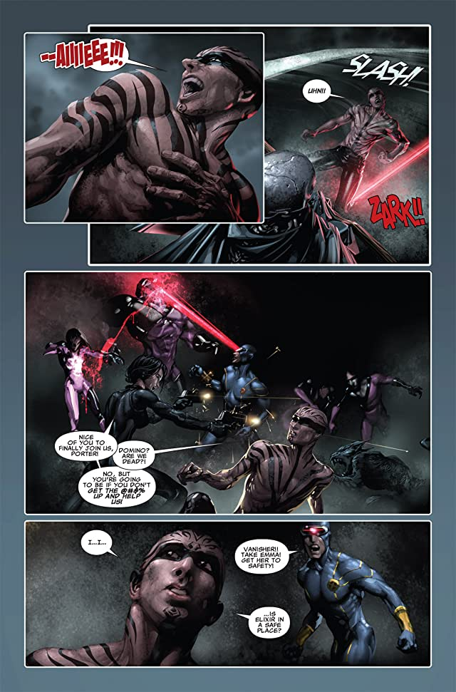 click for super-sized previews of X-Force (2008-2012) #21