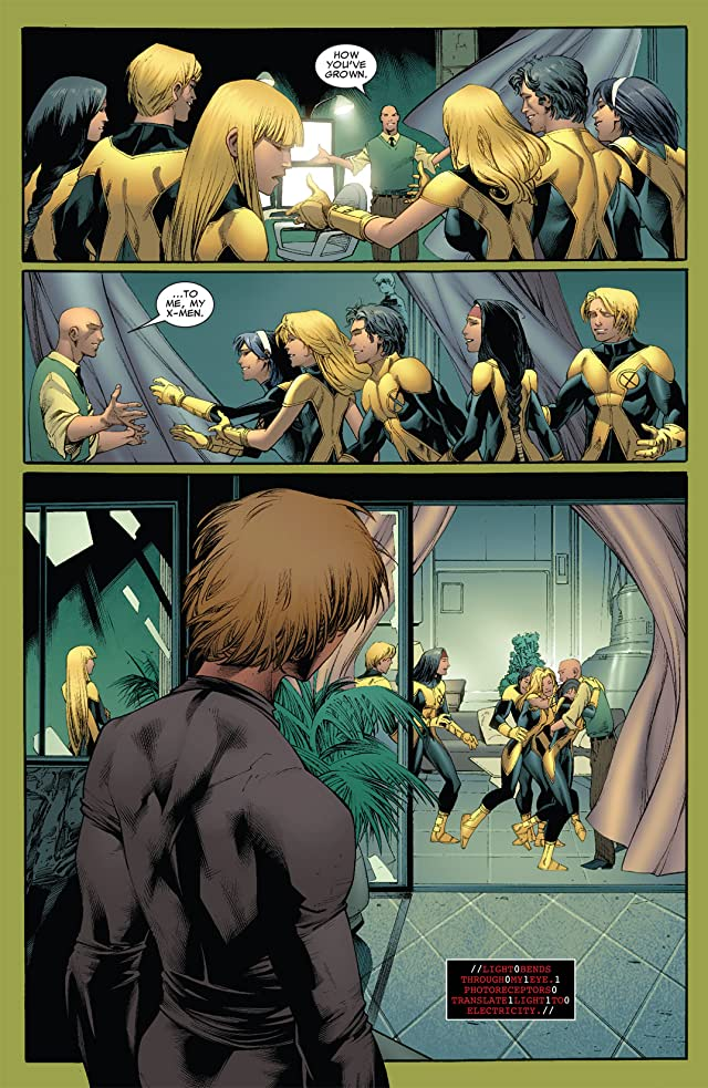click for super-sized previews of New Mutants (2009-2011) #6