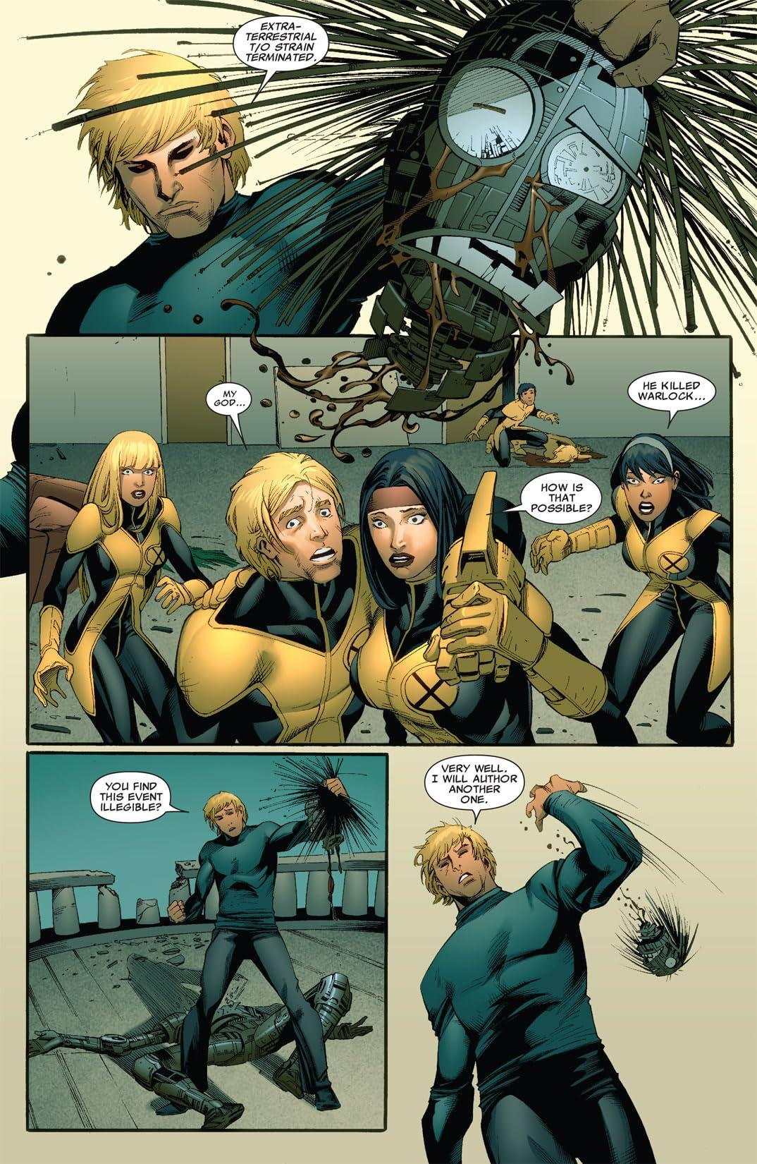 New Mutants (2009-2011) #7