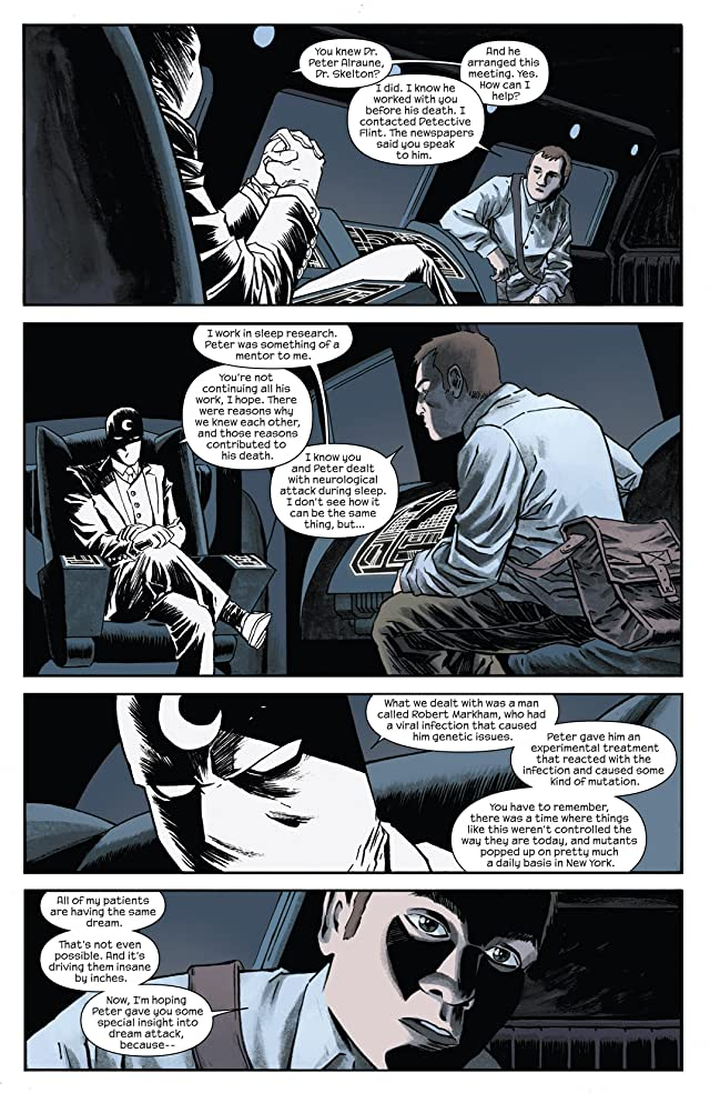 click for super-sized previews of Moon Knight (2014-) #4