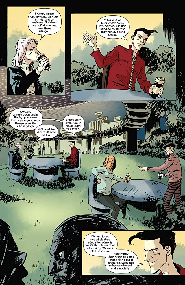 click for super-sized previews of The Fuse #4