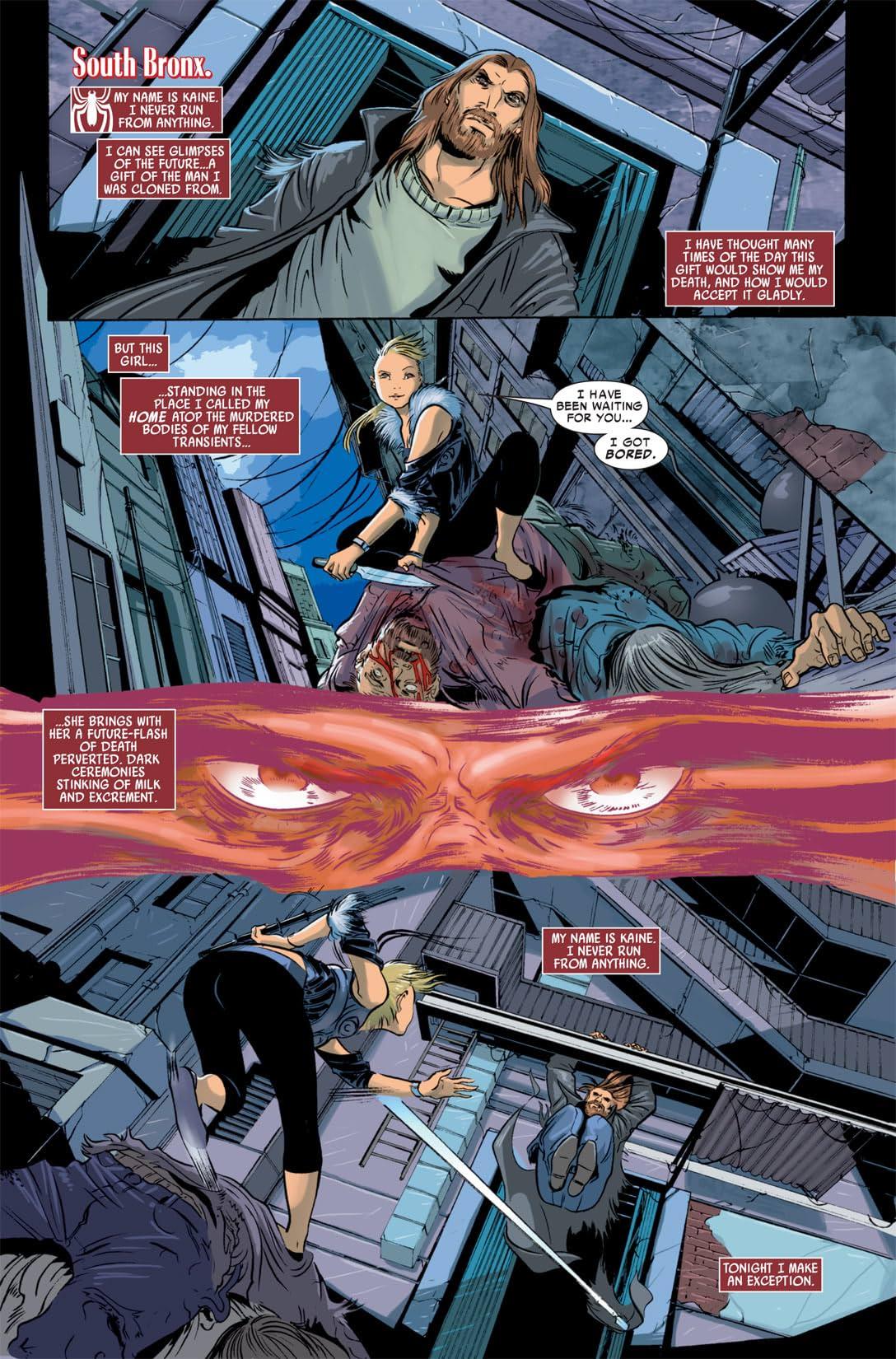Amazing Spider-Man (1999-2013) #631