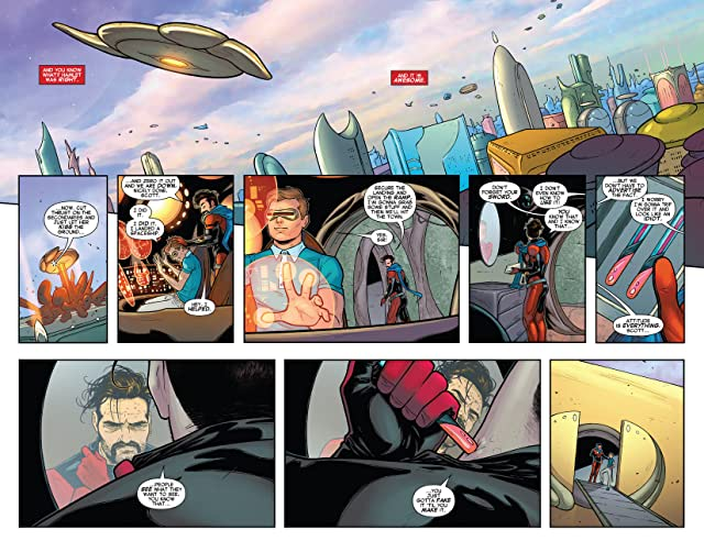 click for super-sized previews of Cyclops (2014-2015) #2