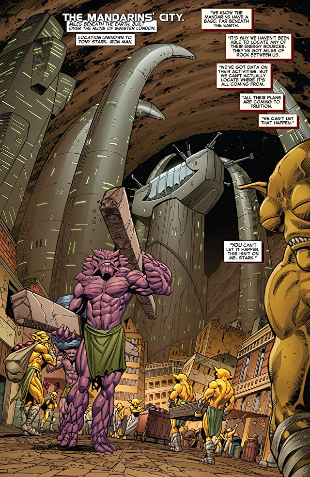 click for super-sized previews of Iron Man (2012-) #27