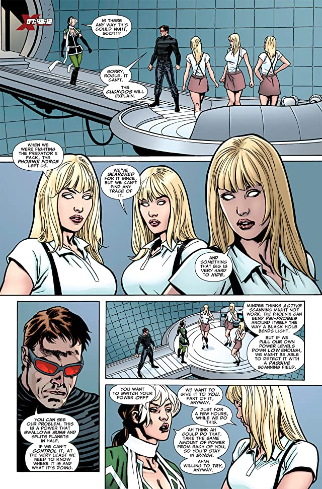click for super-sized previews of X-Men: Legacy (2008-2012) #234
