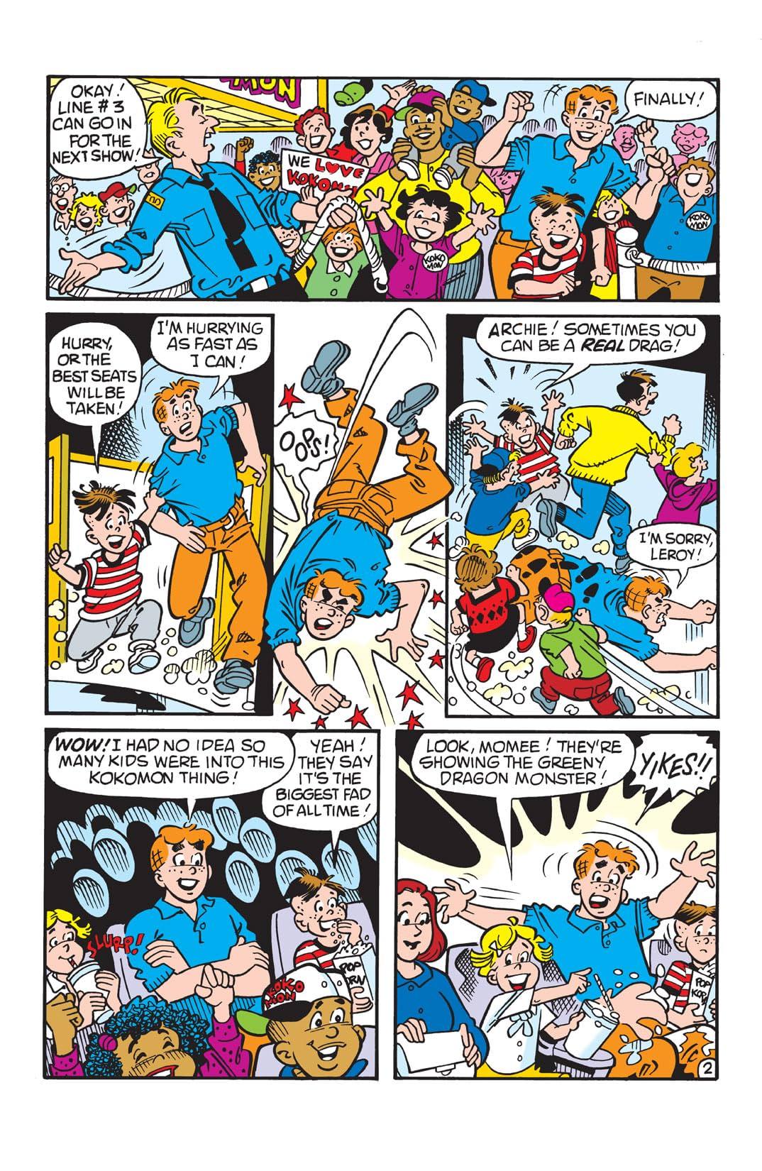 Archie #501