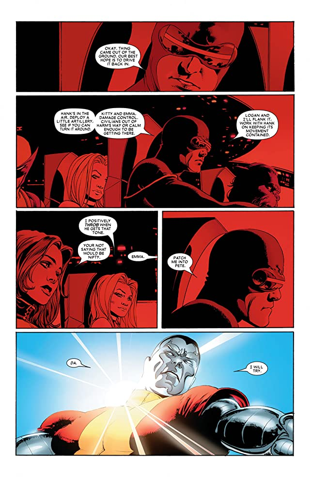 click for super-sized previews of Astonishing X-Men (2004-2013) #7