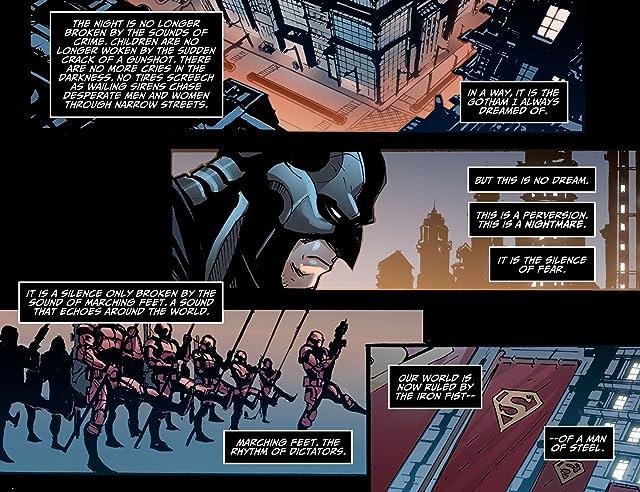 Injustice: Gods Among Us (2013) #1