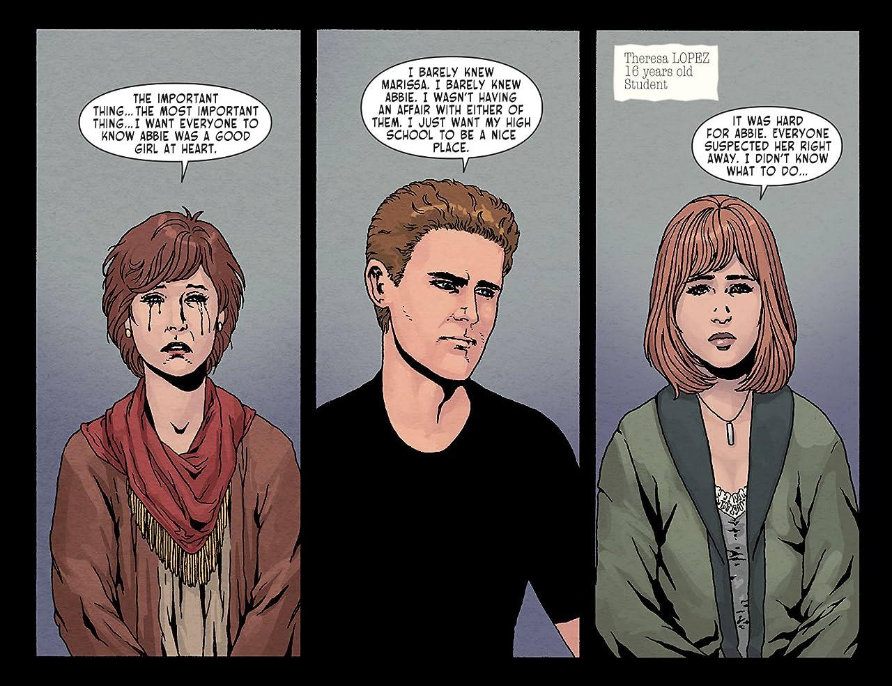 The Vampire Diaries #27