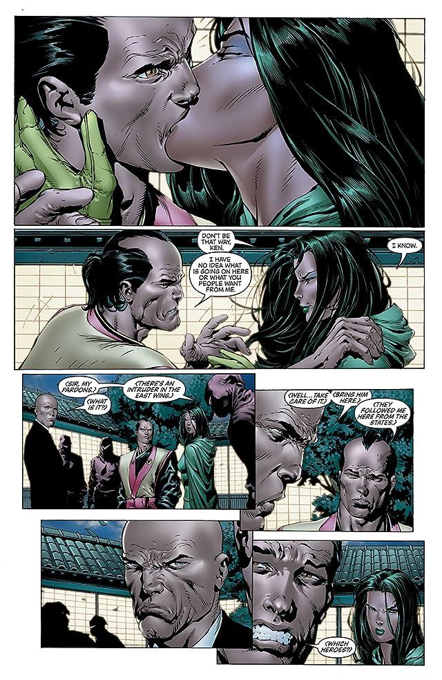New Avengers (2004-2010) #12
