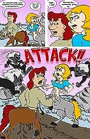 Accidental Centaurs #4